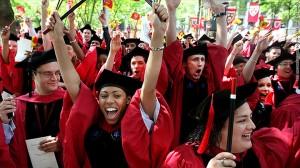 Graduation Ceremony Harvard